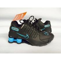 Tênis Nike Shox Nz Feminino E Masculinol Frete Gratis