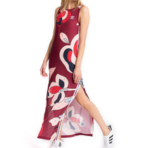 Vestido Originals Largo Rita Ora Mujer Adidas Ay7121