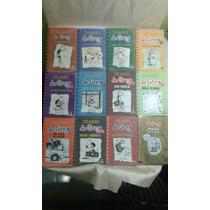 Diario De Greg 12 Libros Coleccion Completa -envíogratis Dhl