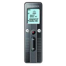 Gravador Espião Digital De Voz Powerpack + 8g
