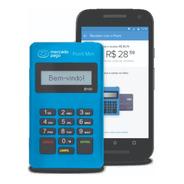 02 Máquinas Cartão Débito E Crédito Point Mini Mercado Pago