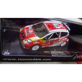Citroen C2 S1600 # 55 Rally Corse 2006 Wrc. 1:43 Marca Ixo