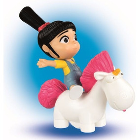 Agnes Minions Mc Donalds Meu Malvado Favorito 3 Unicornio
