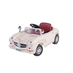 Brinquedo Carro Antigo Eletrico Pedal E Controle Remoto