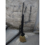 Rifle De Salva Cabañas 4.5