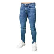 Pantalones Para Hombre Jeans Stretch Skinny