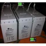 Bateria Gel Shoto 50a Optima Paneles Solares Shoto La Plata