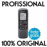 Gravador De Voz Digital Sony Px240 4gb Profissional Original