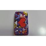 Case Acrilico Romero Brito Samsung Galaxy Y Duos S6102