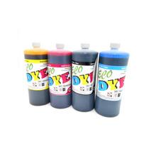 1 Litro Tinta Impresoras Dye Tinta Continua Liquida Amarillo