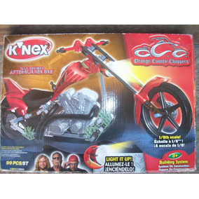 Tm.k-nex Paul Senior After-burner Bike De Orange County Chop