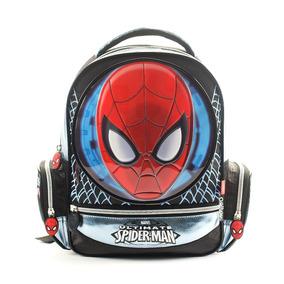 Mochila Spiderman 12 Pulgadas