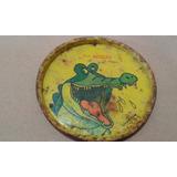 Tampinha Da Lata Super Nescau Walt Disney Tic Tac Peter Pan