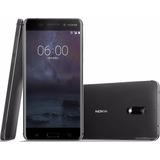 Nokia 6 32 Gb +forro +2 Pack Vidrio Templado Reputacion 100%