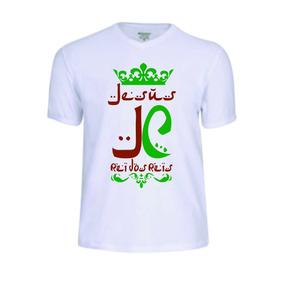 Camisa Camiseta Jesus Evangélica Projeto Gospel Tshirt Frase