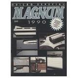 Revista Magnum Calendário Especial 1990 - Taurus - Rossi