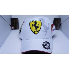 Boné Ferrari Escuderia F1 Top Car Italia