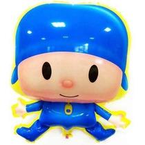 Balão Pocoyo 55x50cm