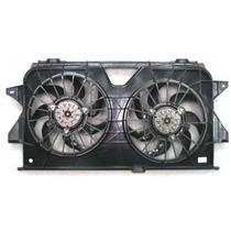 Apdi 6015108 Doble Radiador Y El Ventilador Del Condensador
