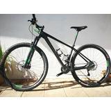 Bicicleta Cube Gtc Race Carbono Full Xt