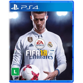 Game Fifa 2018 Ps4