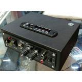 Amplificador Para Bocinas Pasivas Para El Hogar Y Portatil