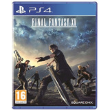 Final Fantasy Xv Playstation 4 Nuevo