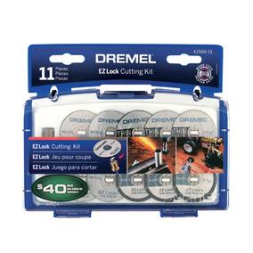Kit Discos Dremel Ez688 Para Corte Ezlock