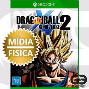 Dragon Ball Z Xenoverse 2 Português Mídia Física Xbox One
