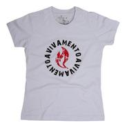 Camisa Cristã Baby Look Avivamento 55003