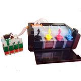 Sistema Oem Dye Epson Xp101 Xp201 Xp211 Xp411,tx120,t21,t22
