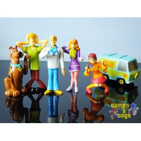 Bonecos Coleção Scooby Doo Hanna Barber 1unidade Mc Donalds