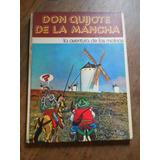 Don Quijote De La Mancha. Historieta Para Niños. España.