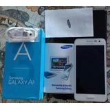 Samsung A3 Libre De Fabrica 4g C/ Accesorio +caja Casi Nuevo