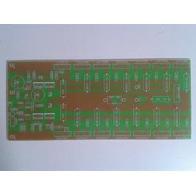 Placa Para Montar Amplificador 1000w 2sc5200/2sa1943