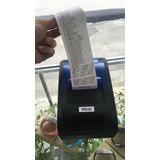 Impresora Térmica Usb 58mm Punto De Venta, No Usa Tinta