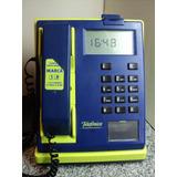 Telefono Semipublico Alcancia Telefonica Vintage