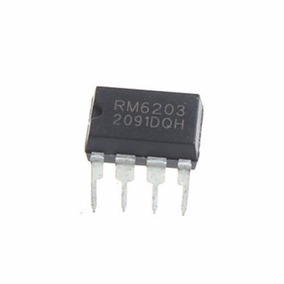 Rm6203 Rm 6203 Rm-6203circuito Integrado Dip-8