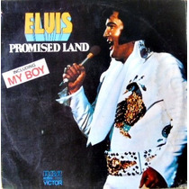 Elvis Plesley - Promised Land, O Imortal - Só As Capas Lp