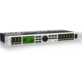 Crossover Behringer Ultradriver Dcx2496 Pro Loja Oficial