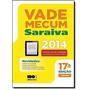Livro Vade Mecum Saraiva 2014 - 17ª Ed Saraiva