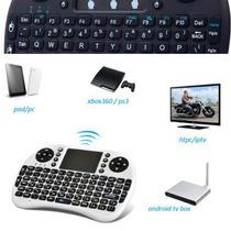 Mini Teclado S/ Fio Universal Wifi 2.4ghz Touchpad