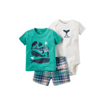 Set De 2 Conjuntos Carters New Born Niño