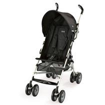 Carriola C6/ Capri Stroller Black Ajustable Para Bebe