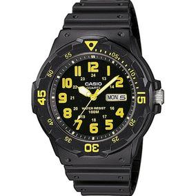 Reloj Hombre Casio Deportivo Mrw200 Wr 100mt Nuevos Original