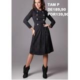 Vestido Puro Sharmy- Moda Evangélica