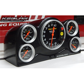 Tablero Competicion R 5-g Formula 1/4 De Milla Racing Keblar