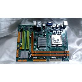 Mobo Biostar G31 M7te Ram 2 Gb Fuente Dual Core Sn 224685