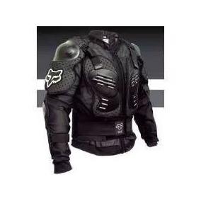 Armadura Fox Esqueleto Motociclista Moto Peto + Regalos