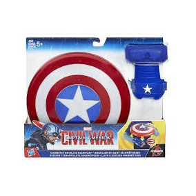B5782 Escudo Magnetico Cap America / Guerra Civil - Hasbro